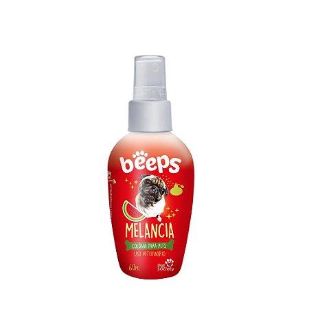 Colônia Beeps Melancia Pet Society 60 ml