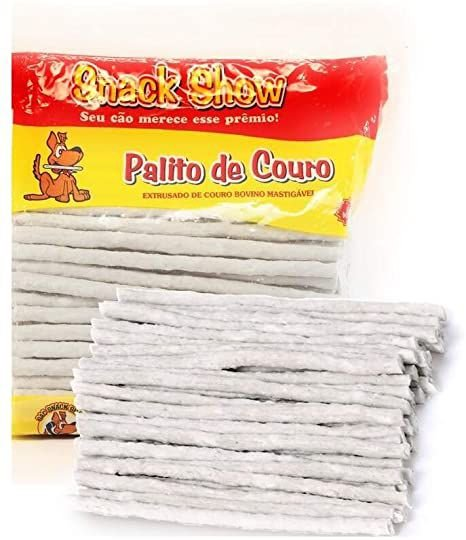 Osso Snack Show Palito Kr55 para Cães - 1kg