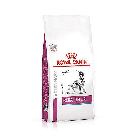 Ração Royal Canin Veterinary Diet para Cães Renais Renal Special Canine