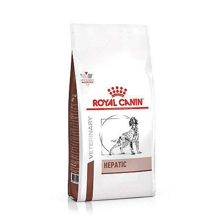 Ração Royal Canin Veterinary Diet para Cães Hepáticos Hepatic Canine