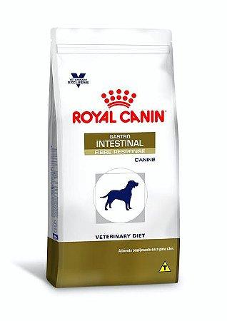Ração Royal Canin Veterinary Diet para Cães Gastro Intestinal Fibre Response Canine
