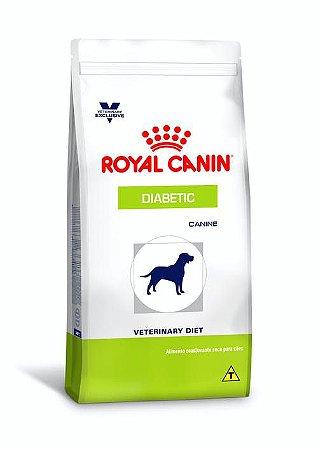Ração Royal Canin Veterinary Diet Para Cães Diabéticos Diabetic Canine