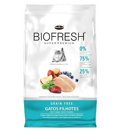 Ração Biofresh para Gatos Filhotes