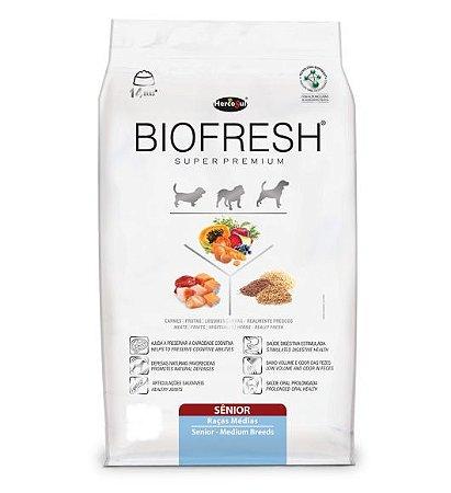 Ração Biofresh para Cães Senior Raças Medias