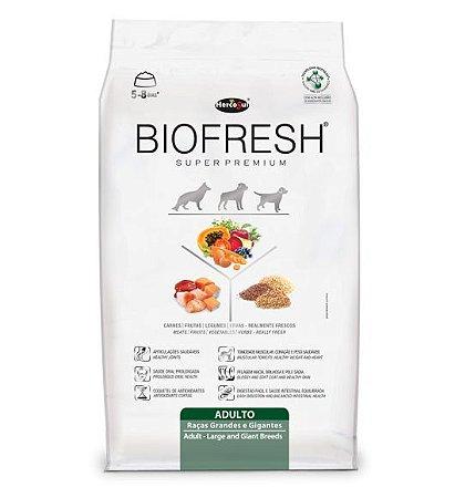 Ração Biofresh para Cães Adultos Raças Grandes 15Kg