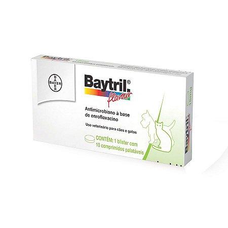 Baytril Flavour 10 Comprimidos Bayer