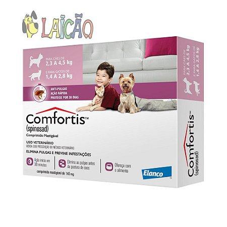 Comfortis 140mg 2.3-4.5kg Elanco