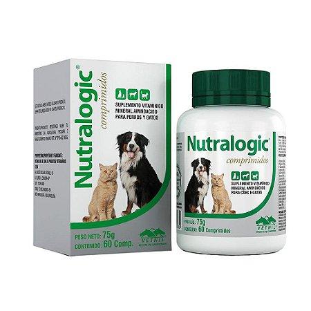 Nutralogic Suplemento 60 Comprimidos Vetnil