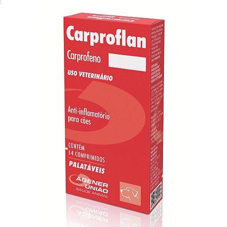 Carproflan Anti-inflamatório14 Comprimdos Agener