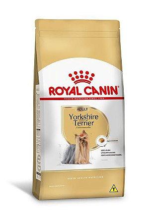 Ração Royal Canin Raças Específicas para Cães Adultos Yorkshire Terrier Adult