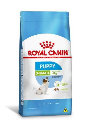 Ração Royal Canin para Cães Filhotes Miniaturas X-Small Puppy