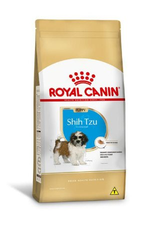 Ração Royal Canin Raças Específicas para Cães Filhotes Shih Tzu Puppy
