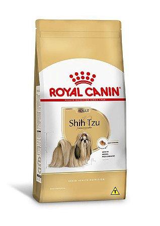 Ração Royal Canin Raças Específicas para Cães Adultos Shih Tzu Adult