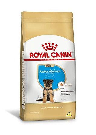 Ração Royal Canin Raças Específicas para Cães Filhotes Pastor Alemão Puppy 12kg