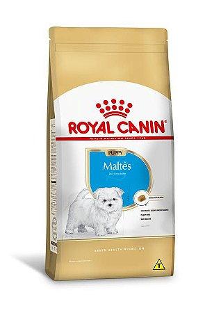 Ração Royal Canin Raças Específicas para Cães Filhotes Maltês Puppy