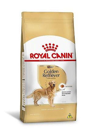 Ração Royal Canin Raças Específicas para Câes Adultos Golden Retriever Adult 12kg