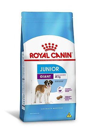 Ração Royal Canin para Cães Filhotes Gigantes Giant Junior 15kg