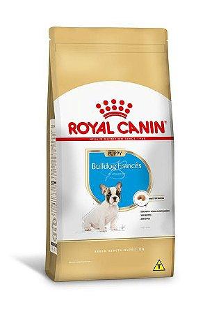 Ração Royal Canin Raças Específicas para Cães Filhotes Bulldog Francês Puppy