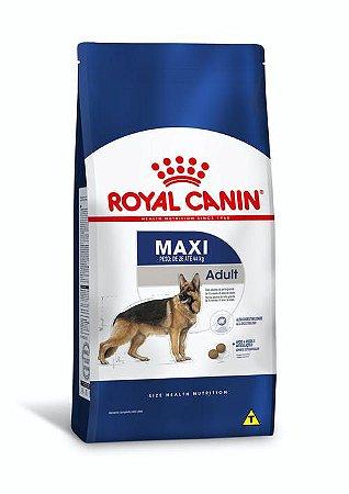 Ração Royal Canin para Cães Adultos Raças Grandes Maxi Adult 15kg