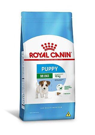 Ração Royal Canin para Cães Filhotes Raças Pequenas Mini Puppy