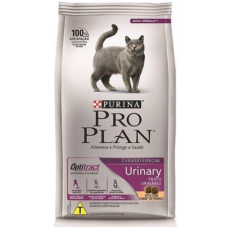 Proplan Gatos Adultos  Urinary Sabor Frango
