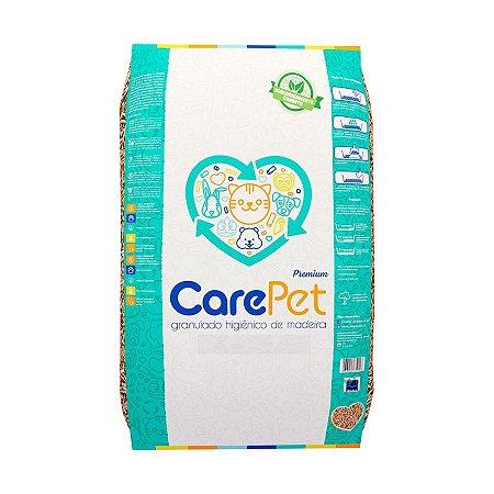 Granulado Higiênico De Madeira  Care Pet