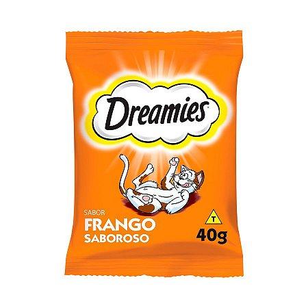 Dreamies Petisco para Gatos Adulto Frango 40g