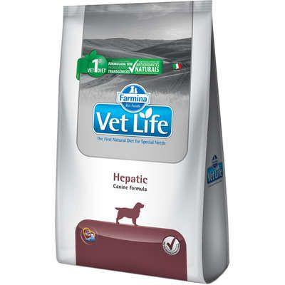 Ração Vet Life Natural para Cães Hepatic 2kg