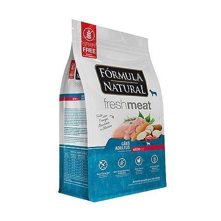 Fórmula Natural Fresh Meat Cães Adultos Portes Médio
