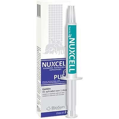 Suplemento Vitamínico Nuxcell Pufa para Cães 2g