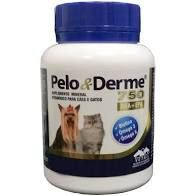 Pelo & Derme 750mg Suplemento Vitamínico Vetnil