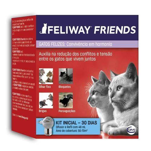 Feliway Friends Difusor 48ml