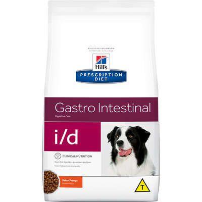 Ração Hill's Prescription Diet  i/d para Cães Adultos - Cuidado Digestivo
