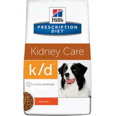 Ração Hill's Prescription Diet k/d para Cães Adultos - Cuidado Renal