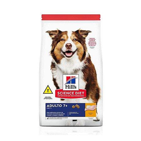 Ração Hill's Science Diet para Cães Adultos 7 +  6kg
