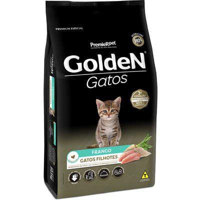 Ração Golden Formula para Gatos Filhotes Frango