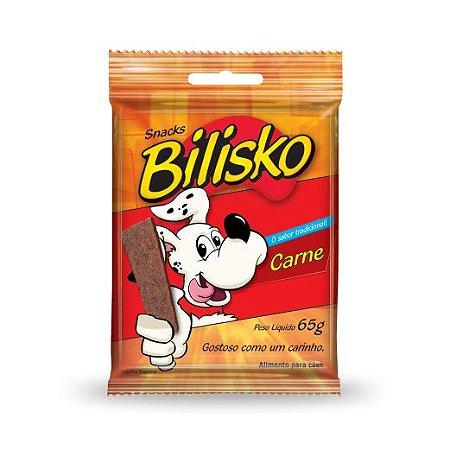 Bilisko Petisco para Cães Bifinho Carne