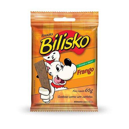 Bilisko Petisco para Cães Bifinho Frango