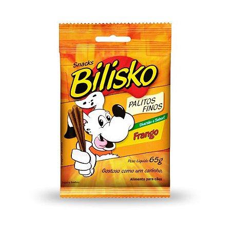 Bilisko Petisco para Cães Palito Fino Frango