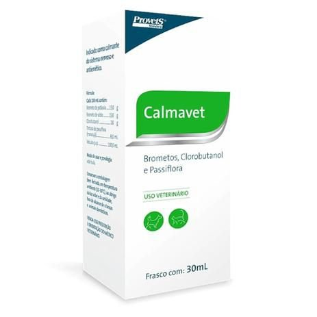 Calmante Natural Provets Calmavet 30mL