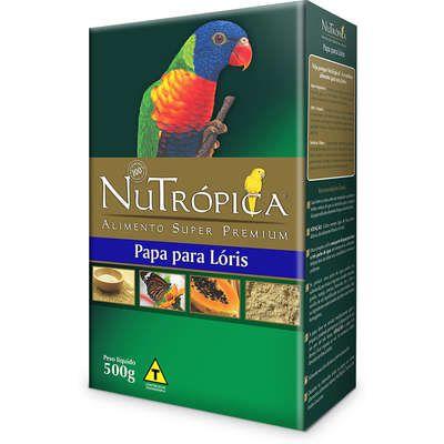 Nutrópica Papinha para Lóris 500g