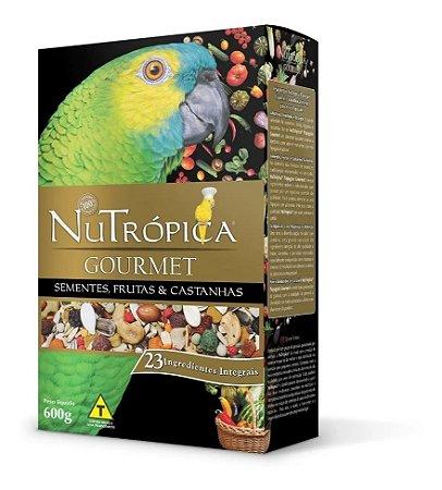 Ração Nutrópica Papagaio Gourmet