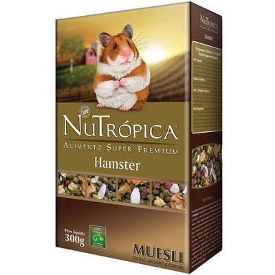Ração Nutrópica Muesli para Hamster 300g