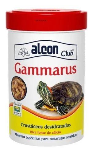 Ração Alcon Gammarus para Tartarugas 11g
