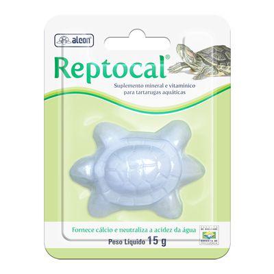 Suplemento Alcon Reptocal para Tartarugas 15g