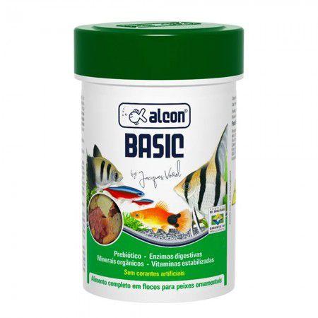 Ração Alcon Basic para Peixe 50g