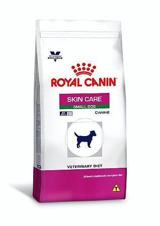 Ração Royal Canin Veterinary Diet Para Cães Alérgicos Raças Pequenas Skin Care Small Dog Canine