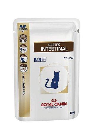 Ração Úmida Royal Canin Veterinary Diets para Gatos Gastro Intestinal Feline 85g