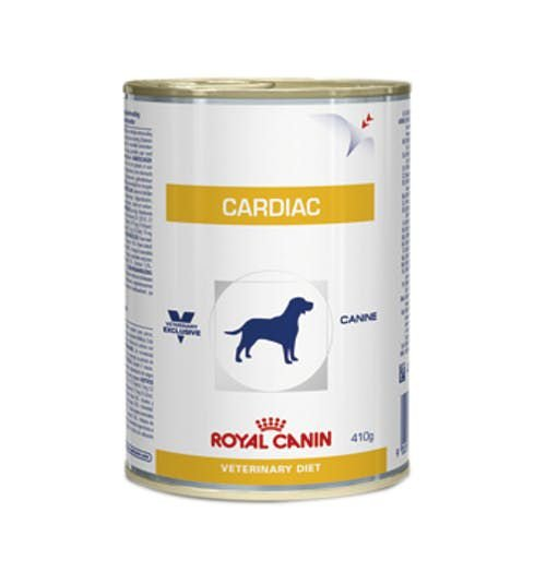 Ração Úmida Royal Canin Veterinary Diets para Cães Cardíacos Cardiac Canine 410g