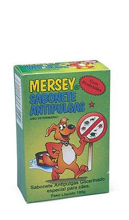 Sabonete  Mersey Dog Antipulgas 100g